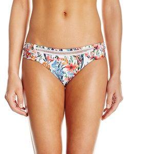 Lucky Brand garden bikini BOTTOMS